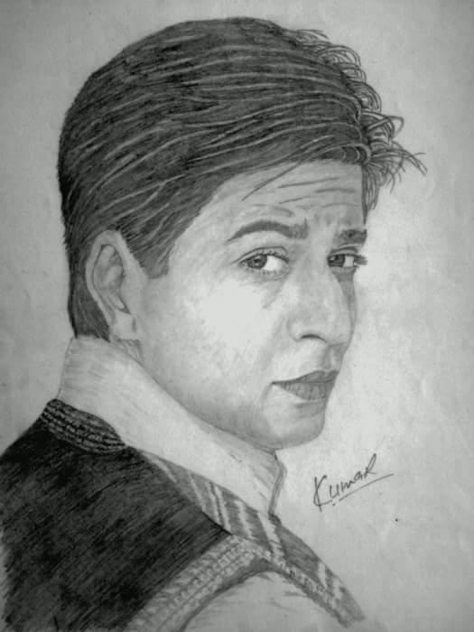 Shahrukh Khan by Kumarr